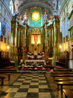 Kalwaria- ołtarz główny