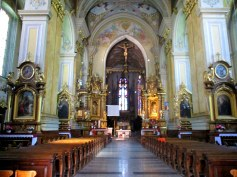 Katedra -Przemyśl.