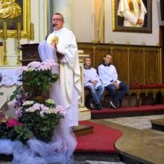 Msza Św w Kalwarii Pacławskiej