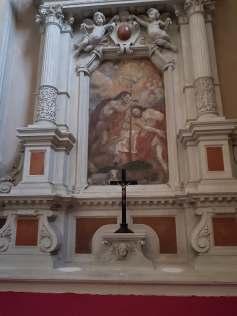 Ołtarz św Jana Chrzciciela