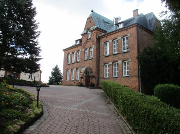 Dom rekolekcyjny w Nałęczowie