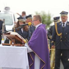 Msza św. w 100 rocznicę odzyskania niepodległości oraz za pomordowanych w latach 39-46 (11)