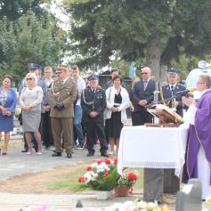 Msza św. w 100 rocznicę odzyskania niepodległości oraz za pomordowanych w latach 39-46 (12)