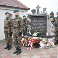Msza św. w 100 rocznicę odzyskania niepodległości oraz za pomordowanych w latach 39-46 (16)